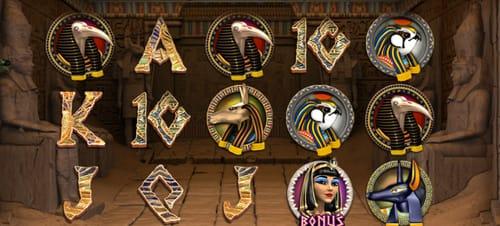 ألعاب سلوتس مصرية اون لاين